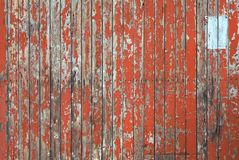 Grungy wooden wall background Stock Image