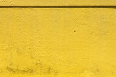 Grungy yellow background of natural cement  old texture as a ret Stock Photo