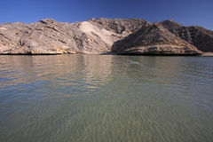 grunt hav Fotografering för Bildbyråer