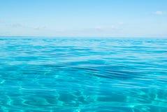 Grunt hav Arkivfoton
