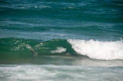 grunt vatten Royaltyfria Foton
