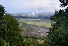 Gruntowy coalmining Zdjęcie Stock