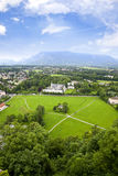 gruntowy Salzburg Obraz Royalty Free