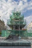 Grunwald-Monument Stockfotografie