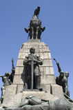 Grunwald monument (part)1 Royalty Free Stock Photo