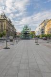Grunwald monument Stock Photo