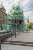Grunwald monument Stock Image
