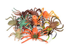 Grup di plastica del giocattolo Fotografia Stock Libera da Diritti