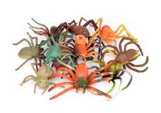 Grup plástico do brinquedo Foto de Stock Royalty Free