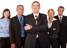 grupa biznesowa pomyślna Zdjęcie Stock