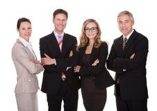 grupa biznesowa profesjonaliści fotografia stock