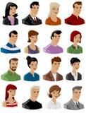 Ludzie biznesu Obraz Royalty Free