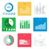 Grupa biznesowy diagram na bielu Zdjęcia Stock