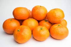 Grupa clementines fotografia royalty free