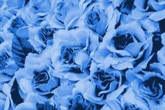Grupa dekoruje różanego Zdjęcia Royalty Free