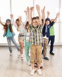 Grupa dzieci Zdjęcie Stock