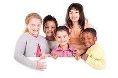 Grupa dzieci Obrazy Stock