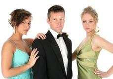 grupa formalne Zdjęcia Royalty Free