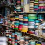 Grupa Kolorowi faborki Fotografia Royalty Free