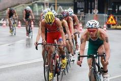 Grupa konkurenci, cykl Obraz Royalty Free