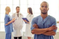 Grupa lekarzi medycyny Zdjęcie Stock