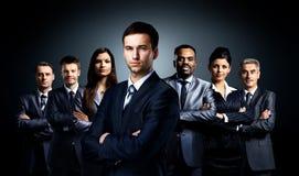 Grupa ludzie biznesu Zdjęcie Royalty Free
