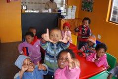 Grupa młode dzieci Zdjęcia Stock