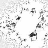 grupa marzeń Royalty Ilustracja