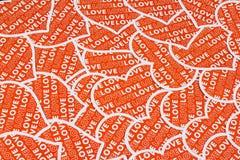 Grupa miłość Fotografia Stock