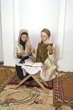 grupa modlitwa Obraz Royalty Free