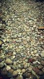 Grupa naturalni kamienie Fotografia Stock