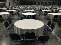 Grupa round stół, wzór round stół/ Fotografia Stock