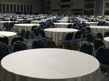 Grupa round stół, wzór round stół/ Obraz Royalty Free