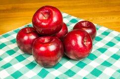 Grupa Rzym Piękna jabłka zdjęcie stock