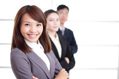 Grupa sukcesów ludzie biznesu Obrazy Stock