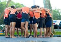 Grupo ante raza Fotografía de archivo