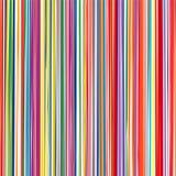 Grupo colorido do quadro do vetor dos cursos da escova do arco-íris da arte Imagem de Stock