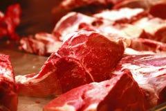 Grupo da carne Imagem de Stock