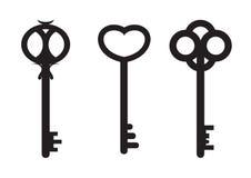 Grupo da chave Imagem de Stock Royalty Free