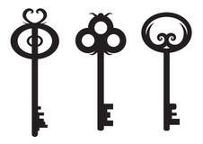 Grupo da chave Imagens de Stock