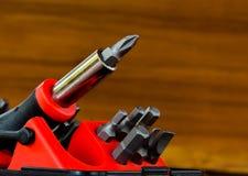 Grupo da chave de fenda Imagem de Stock Royalty Free
