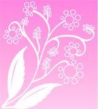 Grupo da flor Fotografia de Stock