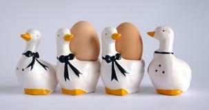 Grupo da porcelana para o café da manhã fotografia de stock