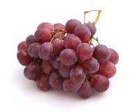 Grupo da uva vermelha Fotos de Stock