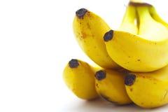 Grupo das bananas Foto de Stock Royalty Free
