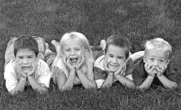 Grupo de amigos imagen de archivo libre de regalías