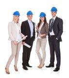 Grupo de arquiteto Fotos de Stock