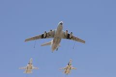 Grupo de aviões Imagem de Stock Royalty Free