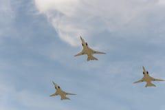 Grupo de aviões Fotos de Stock