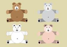 Grupo de Big Bear Fotos de Stock